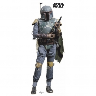 STAR WARS - Stickers - échelle 1 - Bobafett (blister)