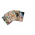 ONE PIECE - Cartes postales - Set 2 Zoro Wanted & Co