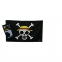 ONE PIECE - Drapeau One Piece Skull - Luffy - 70x120cm
