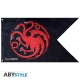 GAME OF THRONES - Drapeau Targaryen (70x120)