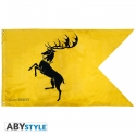 GAME OF THRONES - Drapeau Baratheon