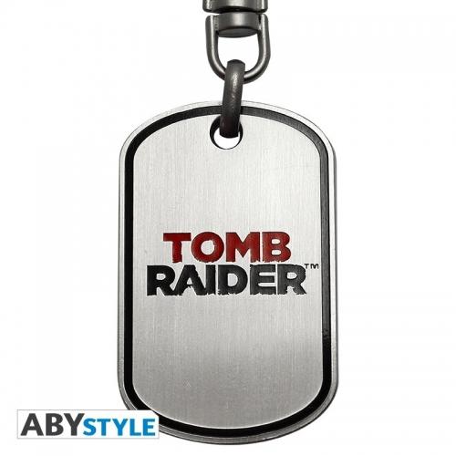 TOMB RAIDER - Porte-clés Logo