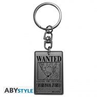 ONE PIECE - Porte-clés Wanted Zoro