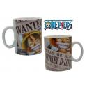 ONE PIECE - Mug porcl. grand format ac boîte