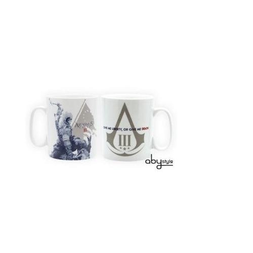 ASSASSIN'S CREED 3 - Mug de conor (460ml)