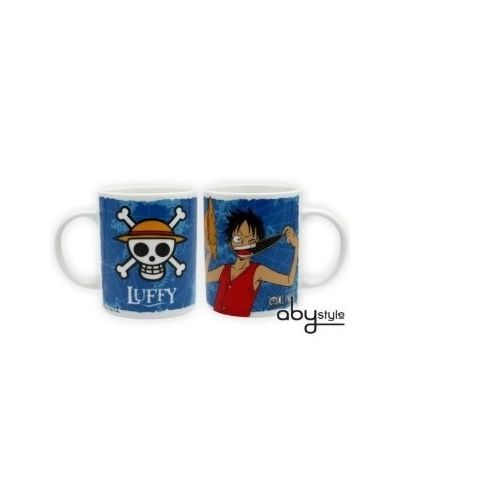 ONE PIECE - Mug Luffy & Emblème (320 ml)