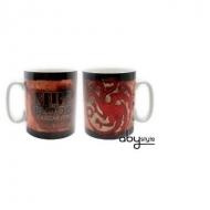 GAME OF THRONES - Mug - 460 ml - Targaryen - porcl. avec boîte