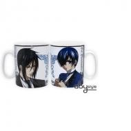 BLACK BUTLER - Mug - 460 ml - Ciel & Sebastian - porcl. avec boîte