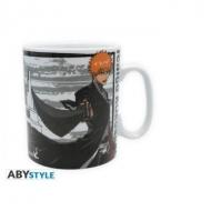 BLEACH - Mug  Byakuya Vs Ichigo - porcl. avec boîte
