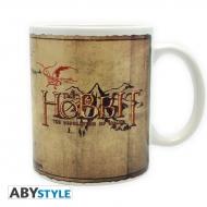 THE HOBBIT - Mug Carte - céramique avec boîte