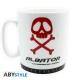 ALBATOR - Mug 460 ml Albator & Emblème -