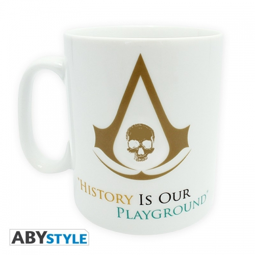 Assassin's Creed - Mug ASC4 History
