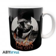 Watch Dog - Mug Watch Dog Hack The City