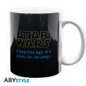 Star Wars - Mug Star Wars A long time ago...