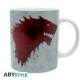 GAME OF THRONES - Mug - 320 ml - The North remembers - porcl.ac boîte