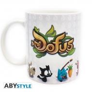 DOFUS - Mug - 320 ml - Familiers - subli - avec boîte