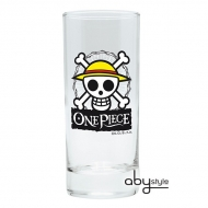 ONE PIECE - Verre Skull Luffy