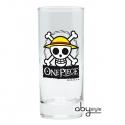 ONE PIECE - Verre Skull Luffy