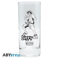 ONE PIECE - Verre Luffy Action