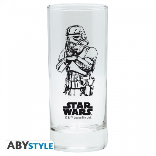 STAR WARS - Verre Trooper