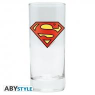 DC COMICS - Verre Superman
