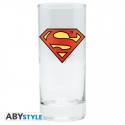 DC COMICS - Verre Superman