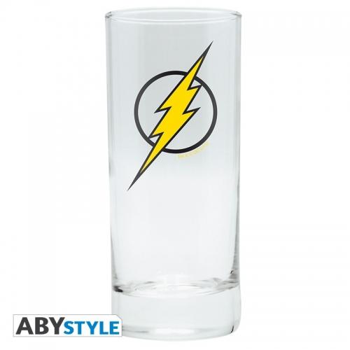 DC COMICS - Verre Flash