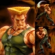 SUPER STREET FIGHTER IV ARCANE EDITION - Play Arts [Kai] Vol.3 Guile