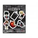 Death Note - Set de Magnet art SD de Death Note