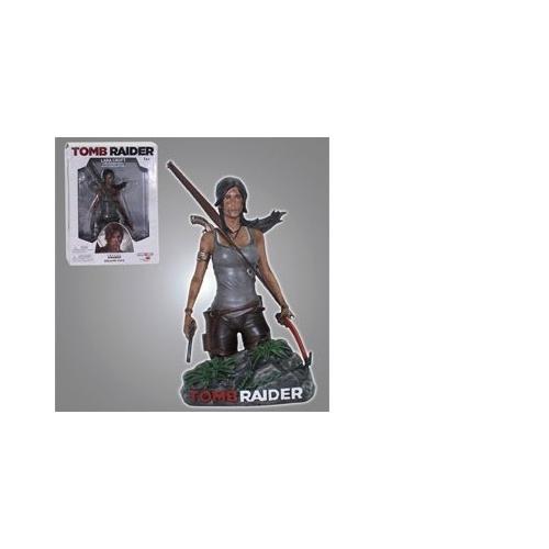TOMB RAIDER - Buste polystone Lara Croft - 13cm