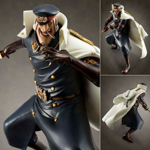 ONE PIECE - Figurine P.O.P Excellent Model NEO DX Shiryu !