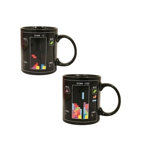 TETRIS - Mug thermo-réactif