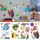 NINTENDO - Stickers repositionnables Multi-Elements