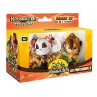 KROSMASTER ARENA - Pack de 2 figurines S2 Les Professionnels