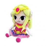 ZELDA - Peluche Princess of Zelda - 17cm