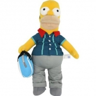 SIMPSONS - Peluche Homer - Bowling (35 cm)