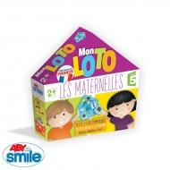 LES MATERNELLES - Jeu - Mon Loto -S