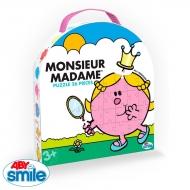 MONSIEUR MADAME - Puzzle - Mme Princesse
