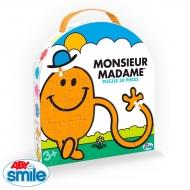 MONSIEUR MADAME - Puzzle - M. Chatouille