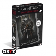 GAME OF THRONES - Puzzle 1000 pièces