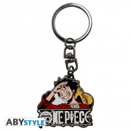 ONE PIECE - Porte-clés Luffy New World