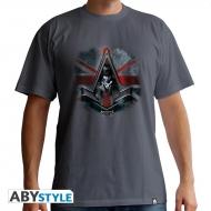 ASSASSIN'S CREED - Tshirt Jacob Union... homme MC dark grey - basic