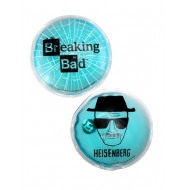 Breaking Bad - Pack 2 chauffe-mains Heisenberg Logo