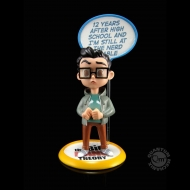 The Big Bang Theory - Figurine Q-Pop Leonard Hofstadter 9 cm