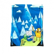 Adventure Time - Sac en toile Blue Mountain J&F
