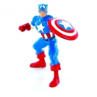 Captain America - Marvel Comics mini figurine  & Shield 10 cm