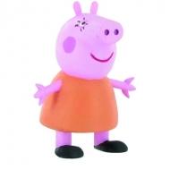 Peppa Pig - Mini figurine Mummy Pig 6 cm