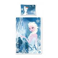 La Reine des neiges - Parure de lit Elsa 135 x 200 cm