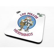 Breaking Bad - Pack 6 sous-verres Los Pollos