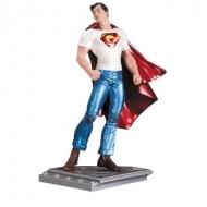 Superman Man Of Steel - Statuette Rags Morales 17 cm
